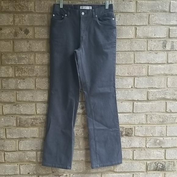 Tommy Hilfiger Pants - Tommy Hilfiger Jeans Gray Stretch Sz 4